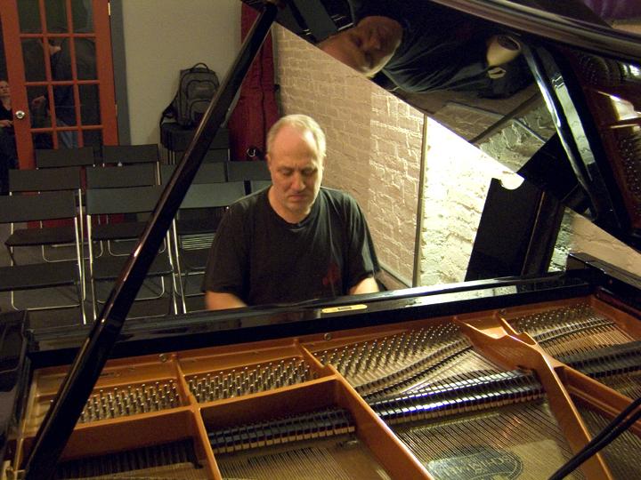 Anthony Coleman - I-Beam 2008