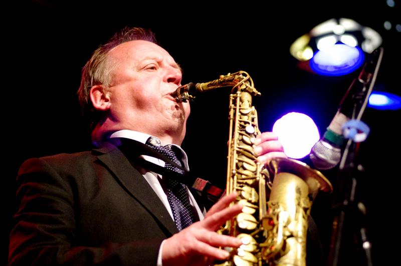Alan Barnes, Bruce Adams - Alan Barnes Quintet