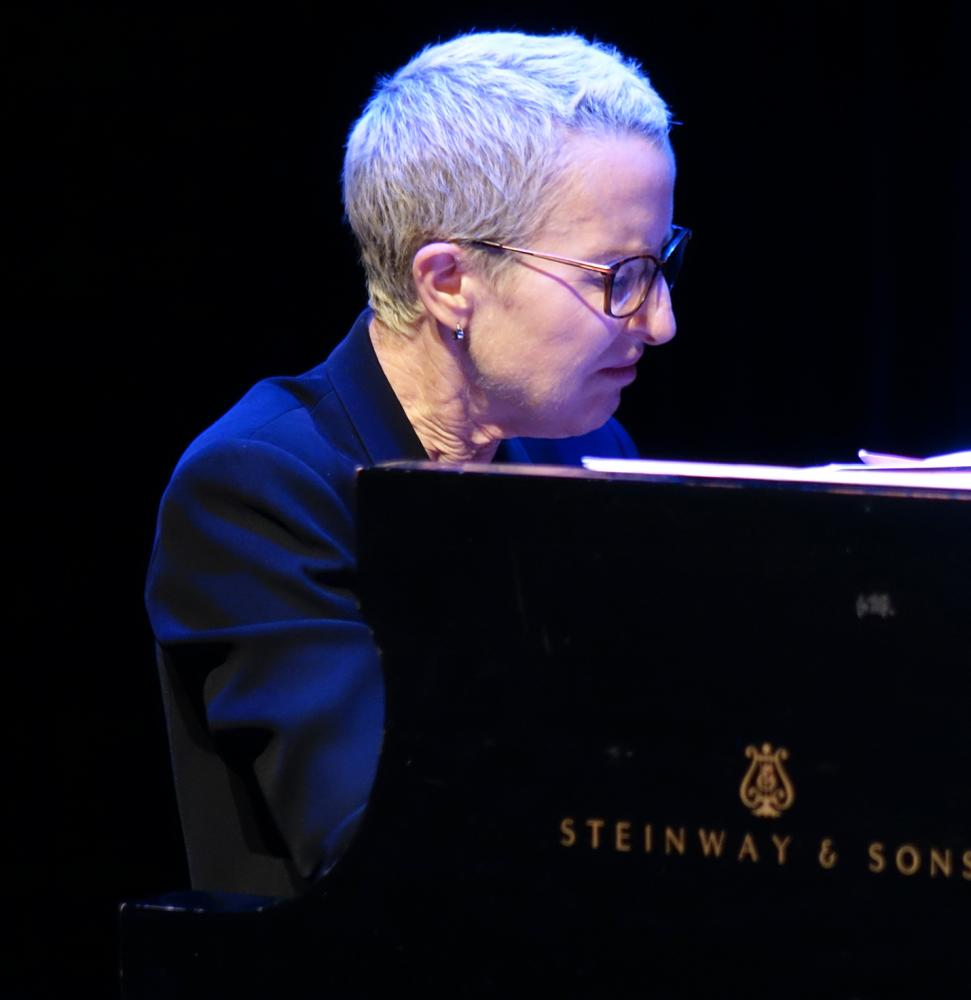 Myra Melford At Guelph Jazz Festival 2016