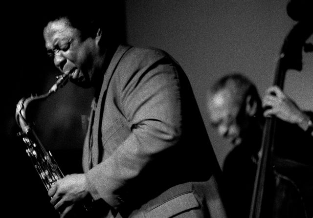 Vincent Herring W/david Williams @jazz Bakery