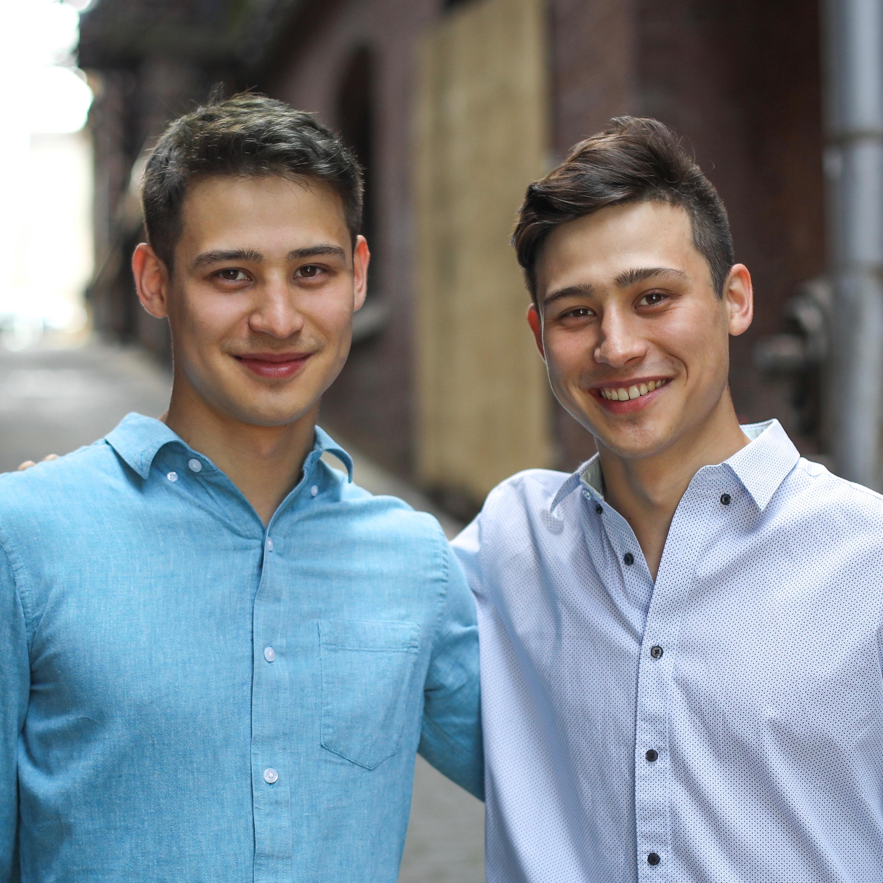 Carl & Alan