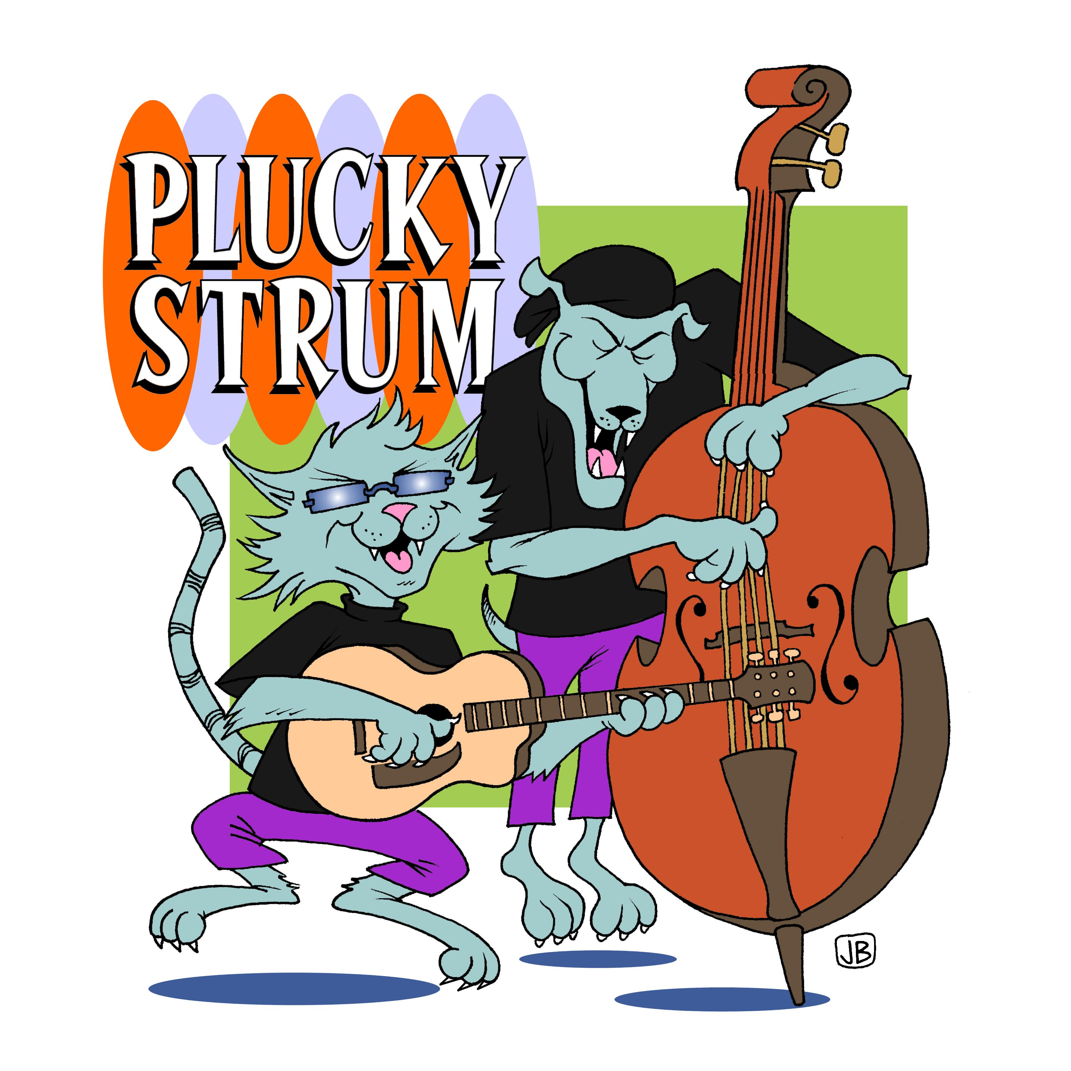 Plucky Strum Live