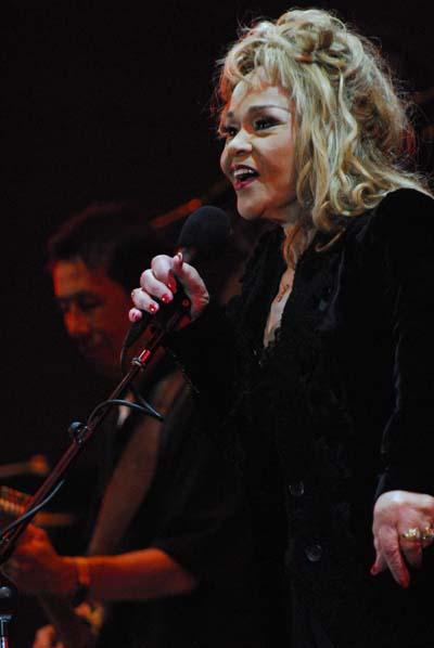 Etta James 4 Playboy 2007