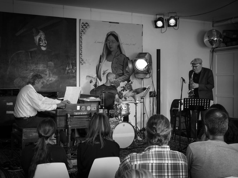 Koppel & Son at Nordsøe Records in Copenhagen 2017.06.08