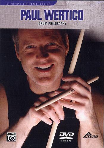 Paul Wertico's Drum Philosophy DVD