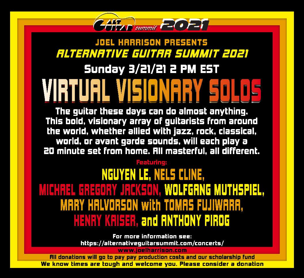Virtual Visionary Solos