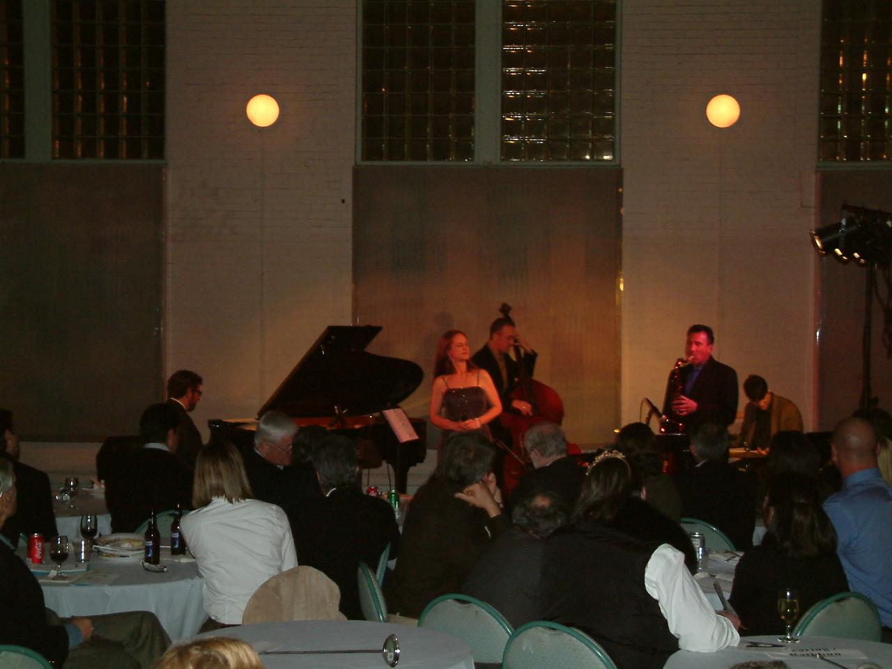 Carolyn Lee Jones Quintet