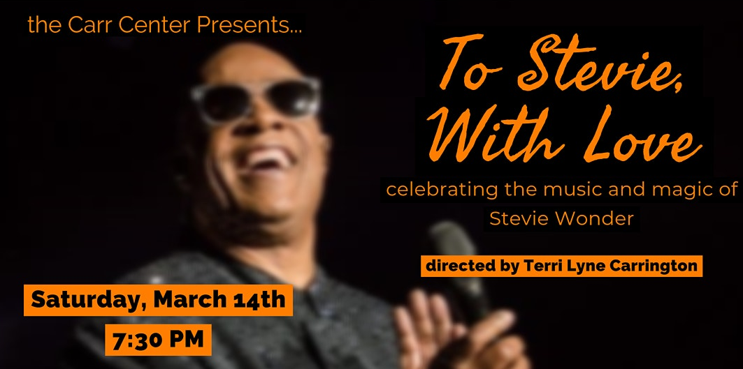 To Stevie With Love