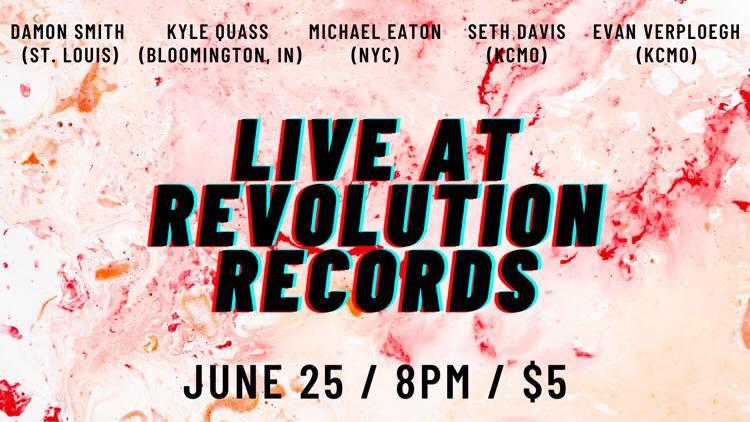 Damon Smith/kyle Quass/michael Eaton/seth Davis/evan Verploegh