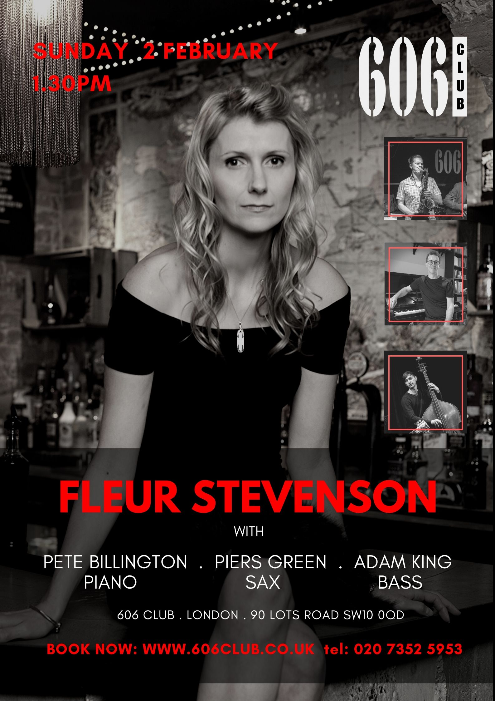 Lunchtime Special With Fleur Stevenson