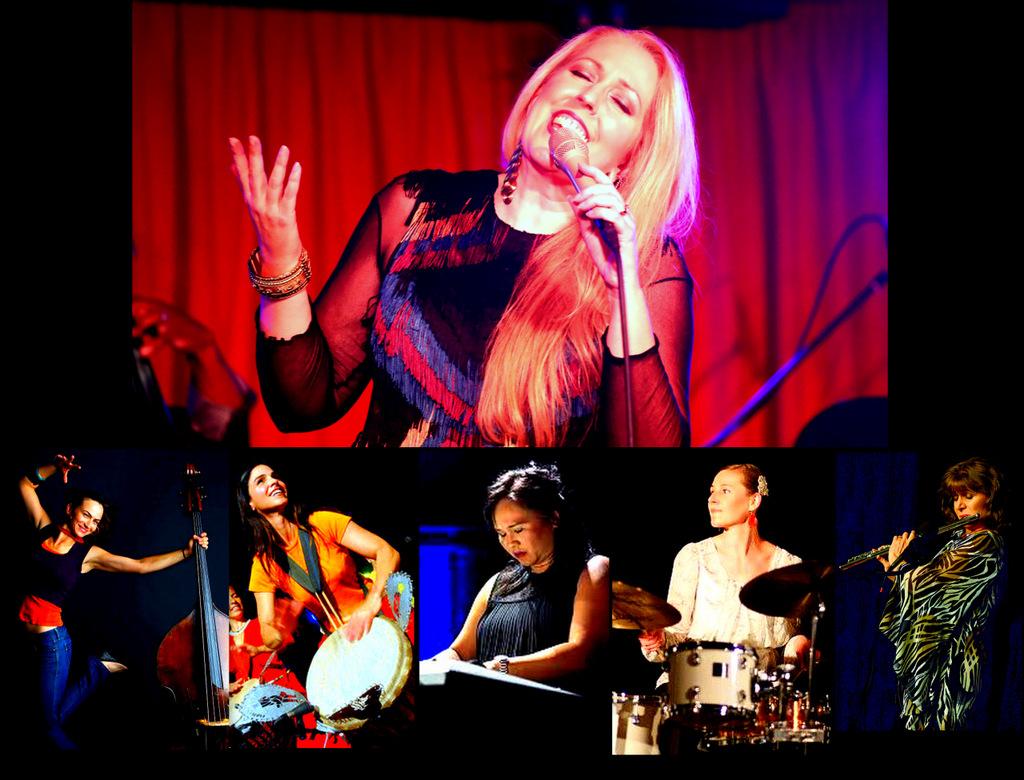 Allison Adams Tucker's Women In Jazz On International Jazz Day