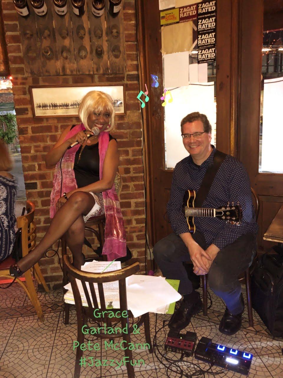 Grace Garland & Scott Ritchie & Pete Mccann: Grace Garland Trio!
