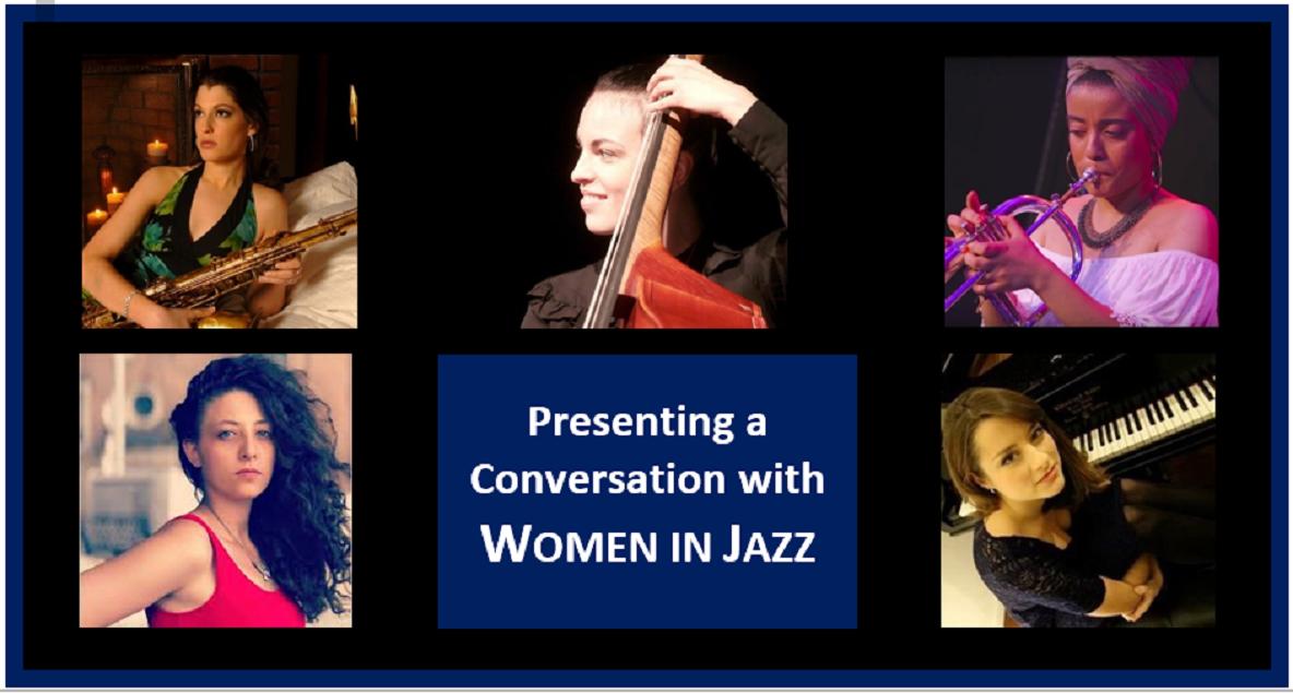 Conversation With Women In Jazz