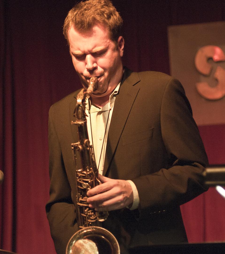 Ken Fowser at Smoke Jazz Club