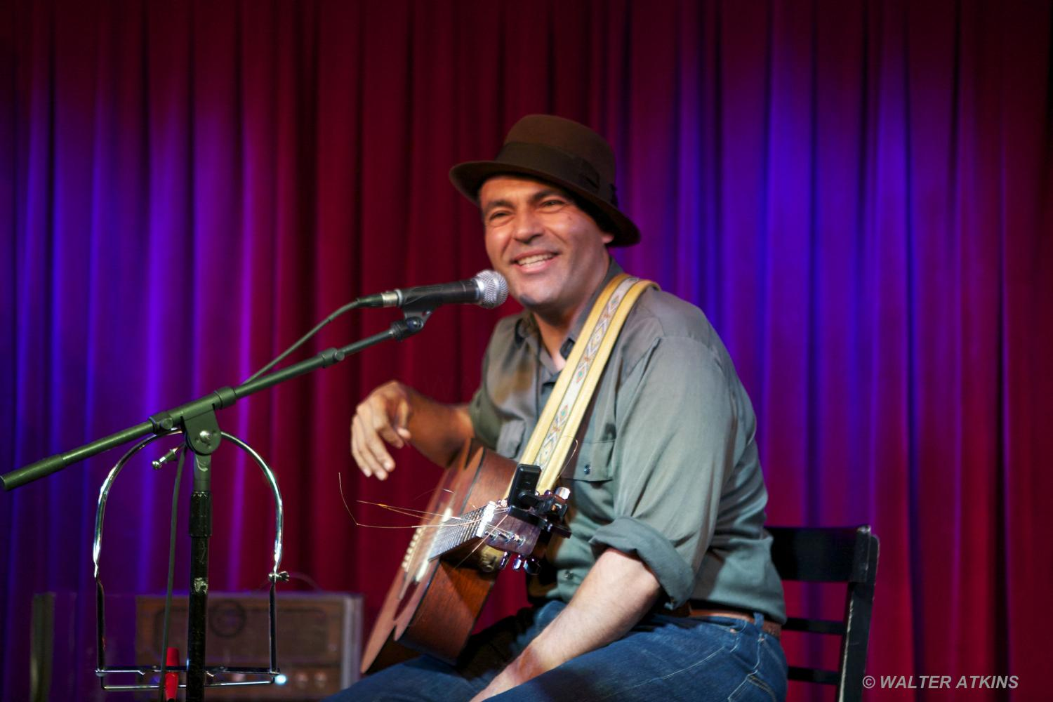 Lance Canales & The Flood At Biscuits & Blues 2017