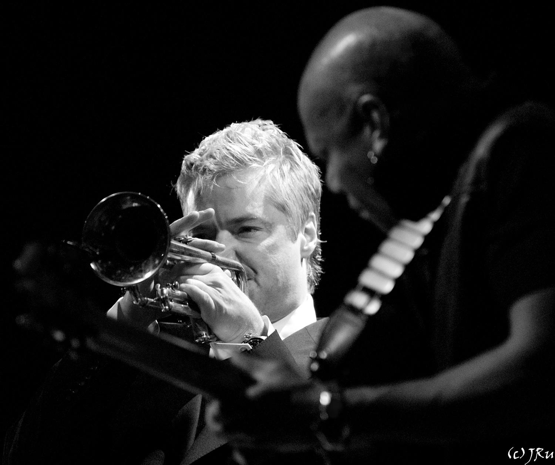 Chris Botti/Mark Whitfield