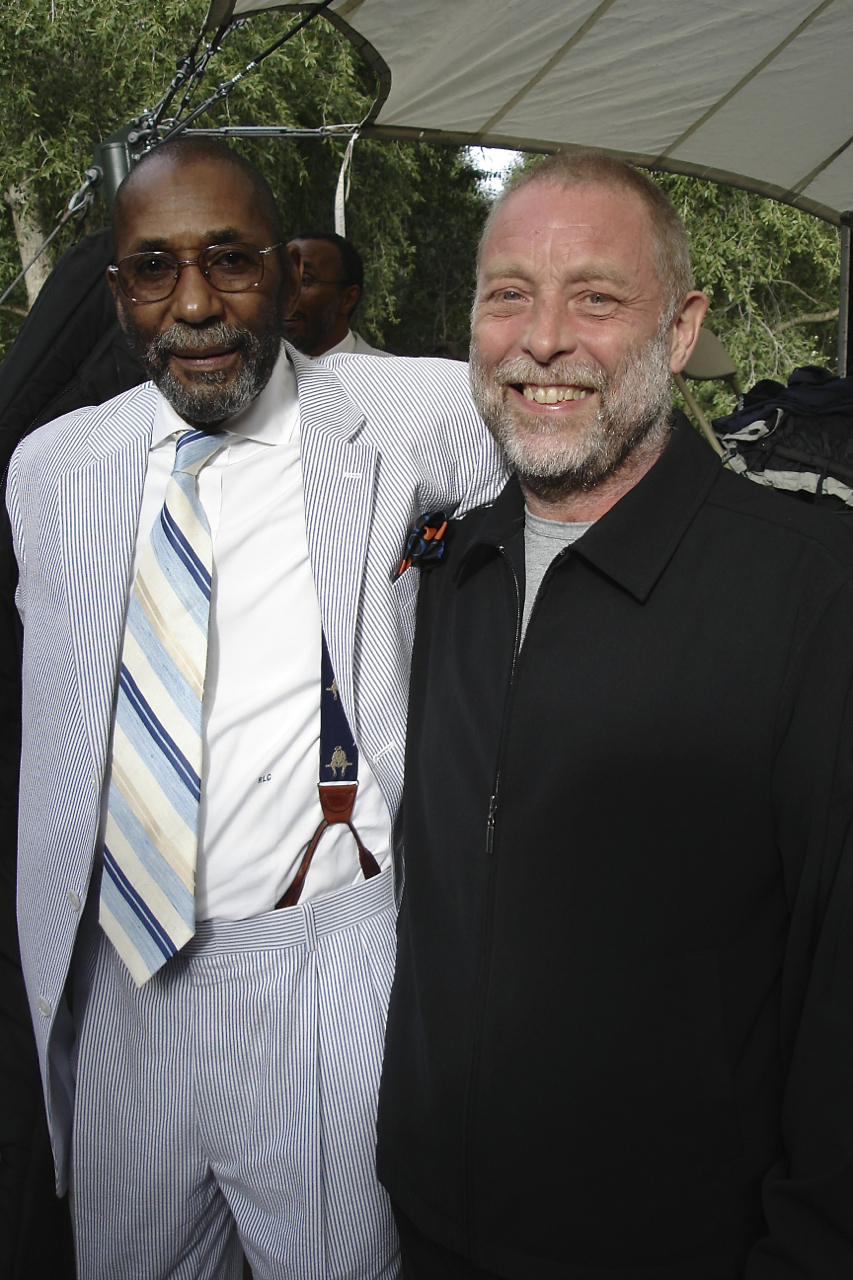 Ron Carter and Dave Holland