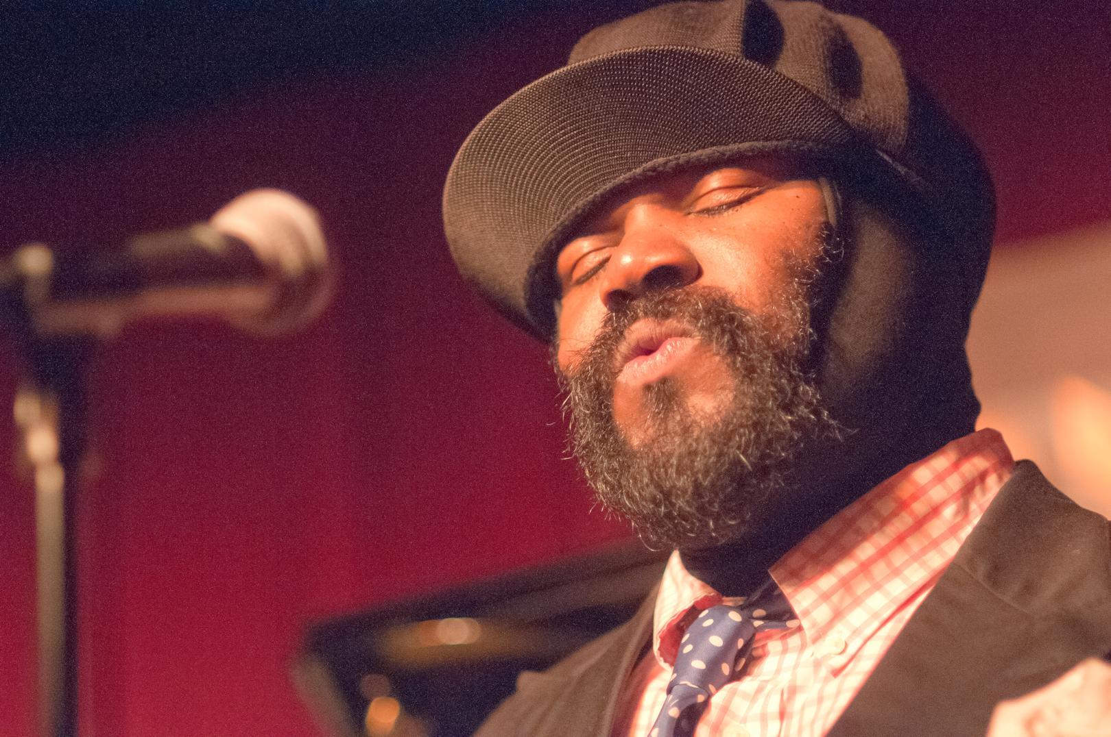 Gregory Porter at Smoke Jazz Club