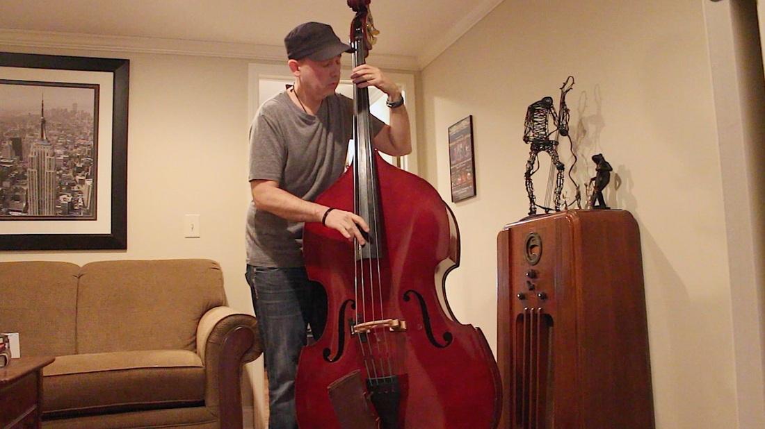 Bassist - Joseph Patrick Moore (the Rocktronix)
