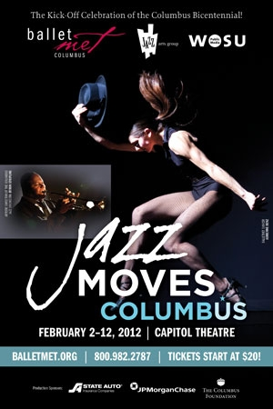 Jazz Moves Columbus