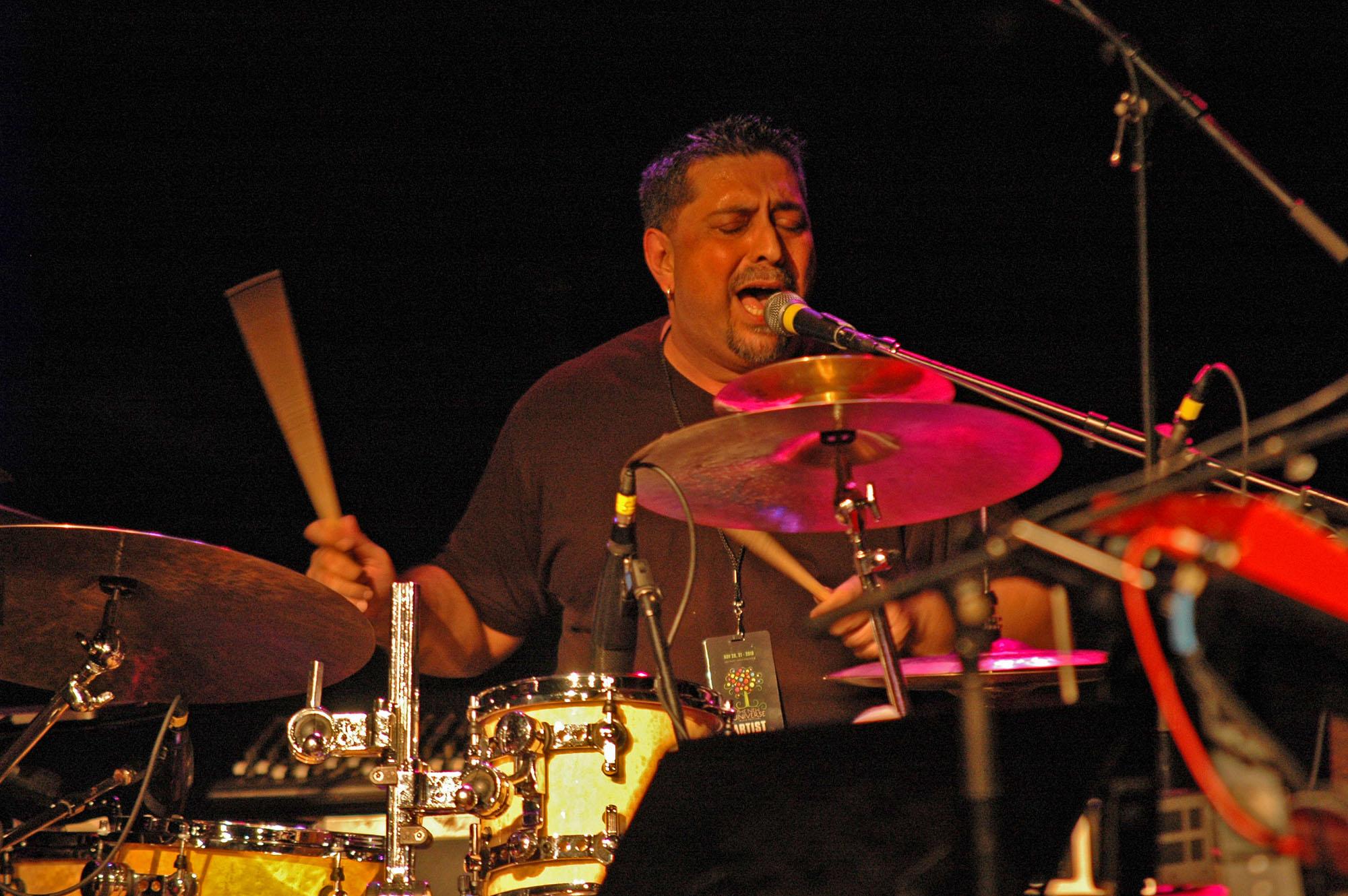 Ranjit Barot, Performing at the New Universe Music Festival 2010