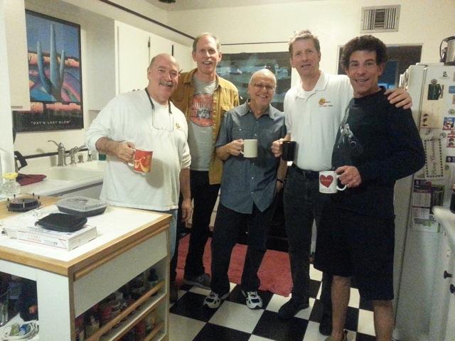 Spiffy Band in Clarke's Kitchen