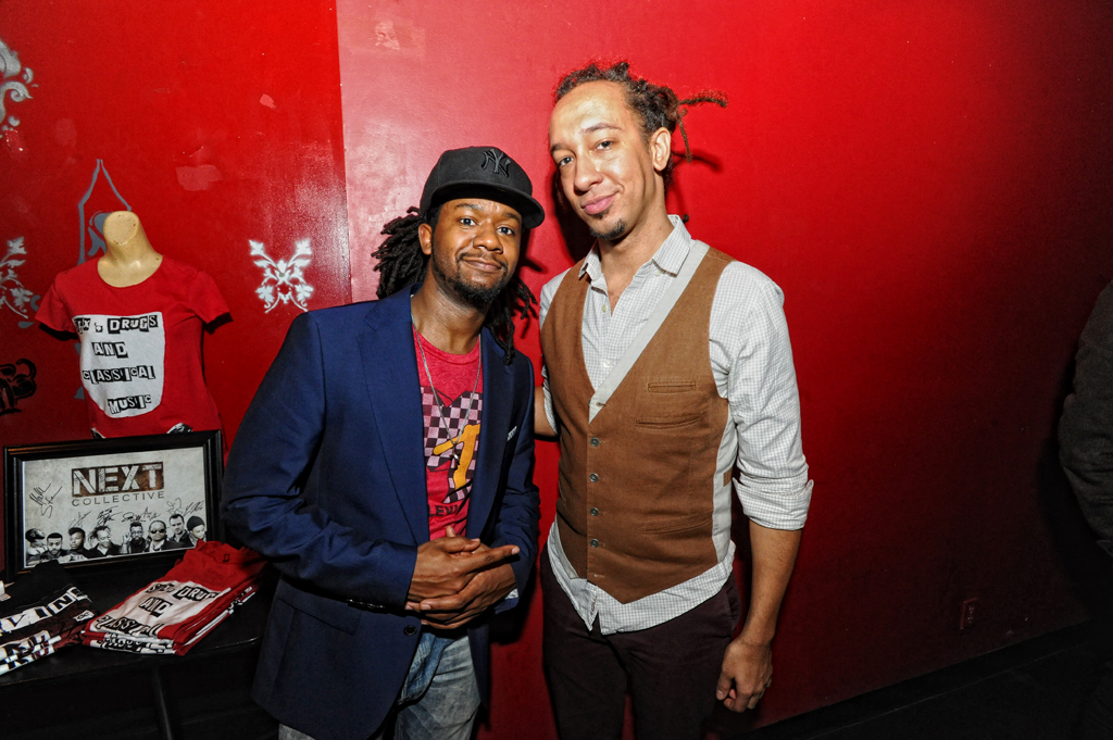 Ben Williams, Gerald Clayton, Next Collective CD Release Party at le Piosson Rouge