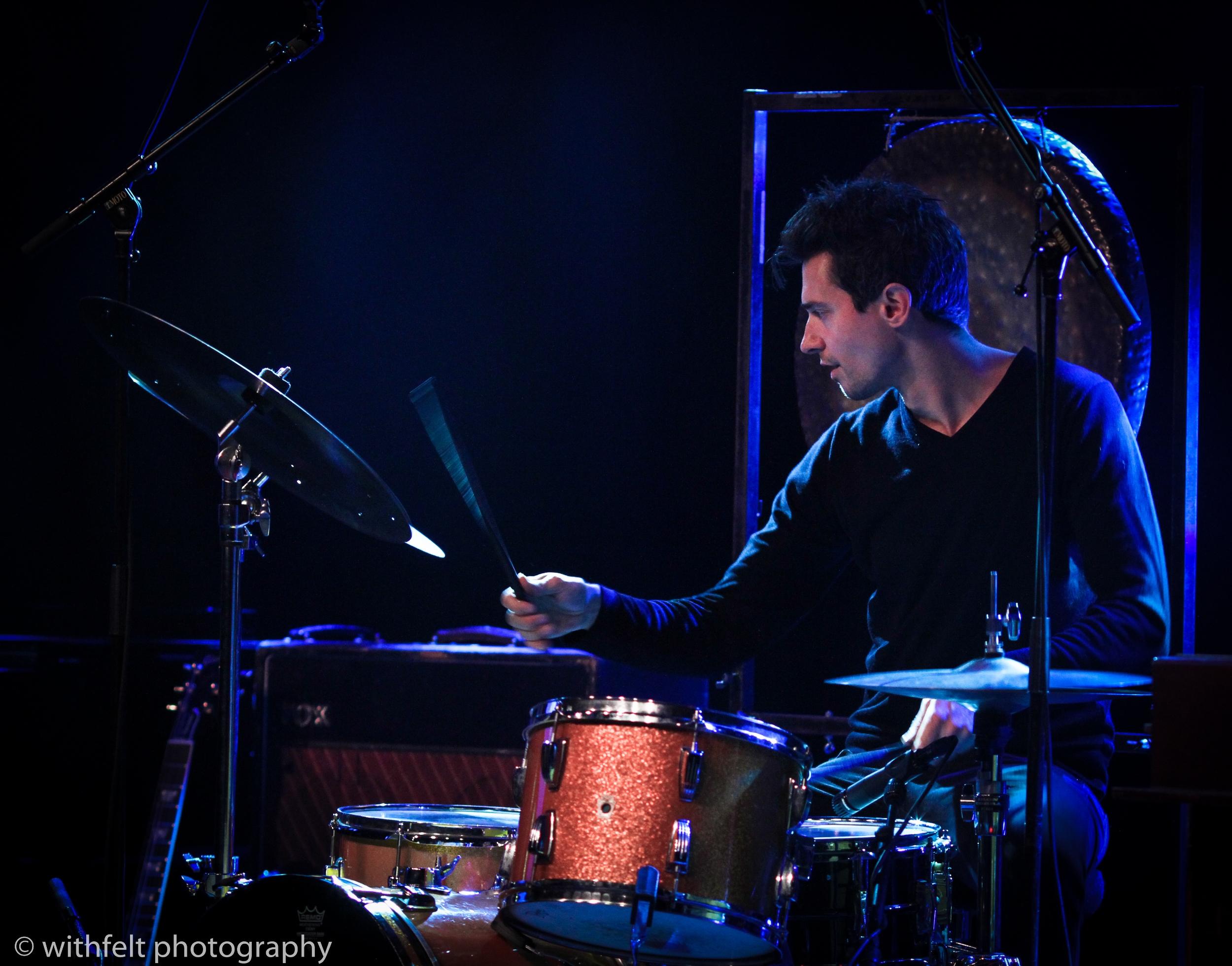 Stefan Pasborg at the Danish Music Awards JAZZ - 2015