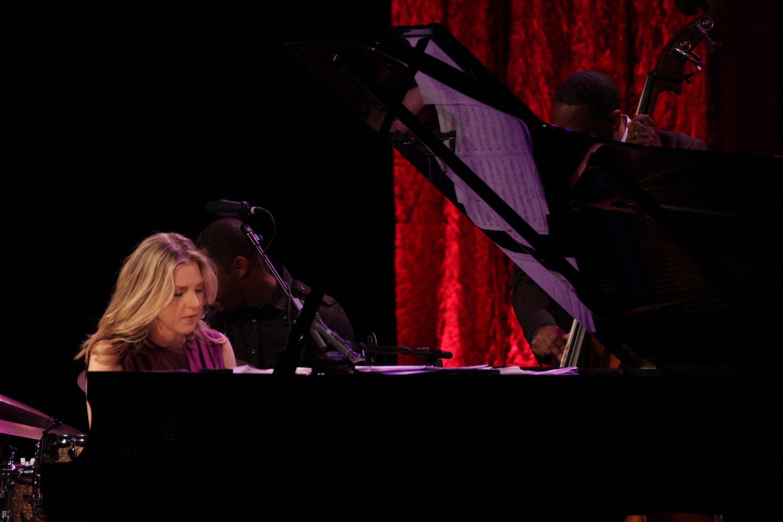 Diana Krall at Tri-C Jazzfest Cleveland 2012