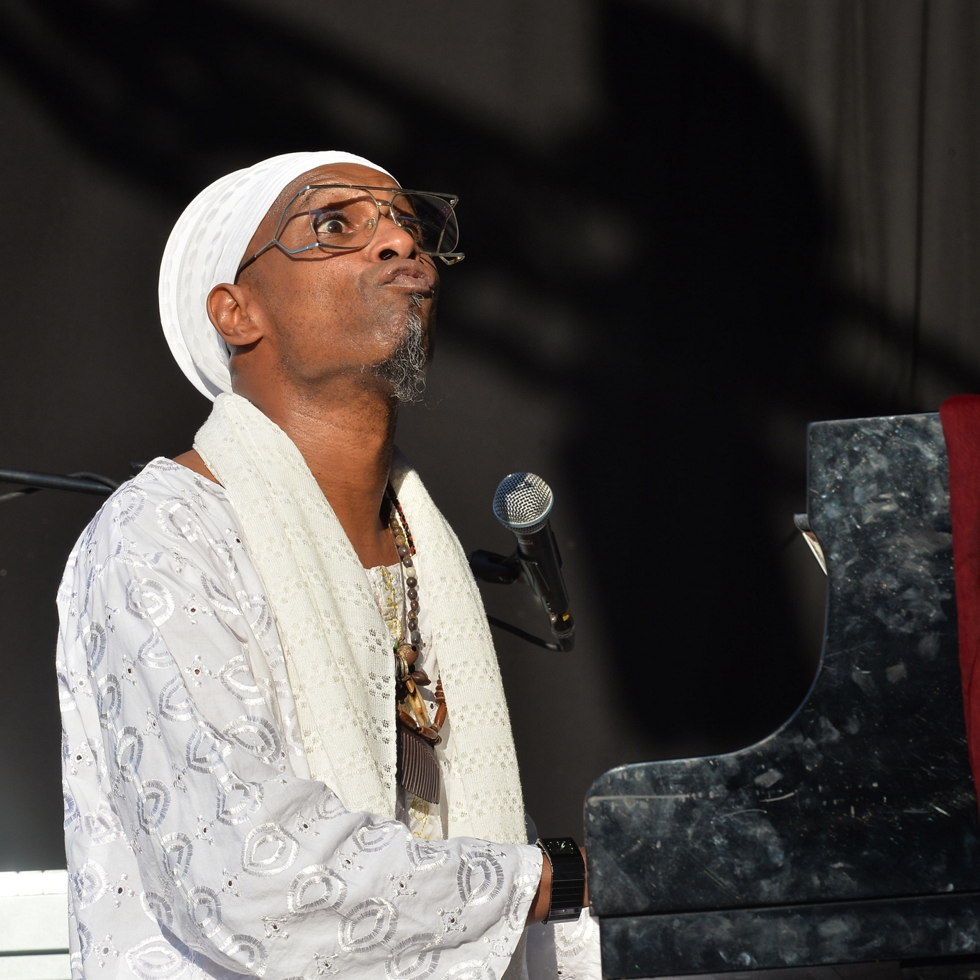 Omar Sosa at Garana Jazz Festival 2017