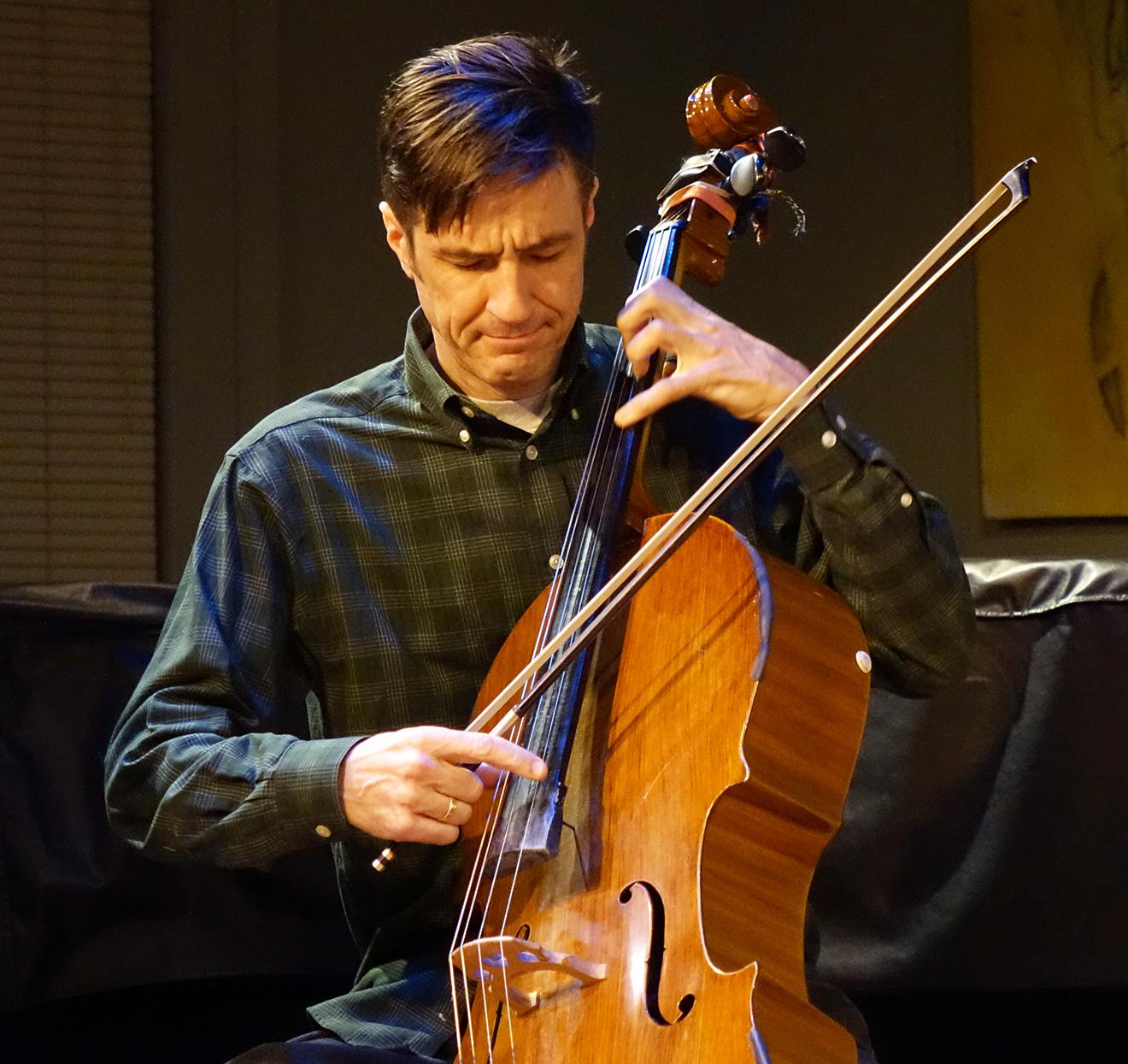 Fred Lonberg-Holm at Edgefest 2015