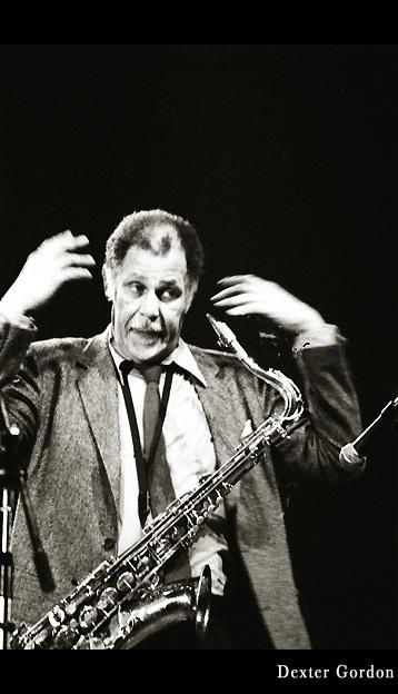 Dexter Gordon, 1989
