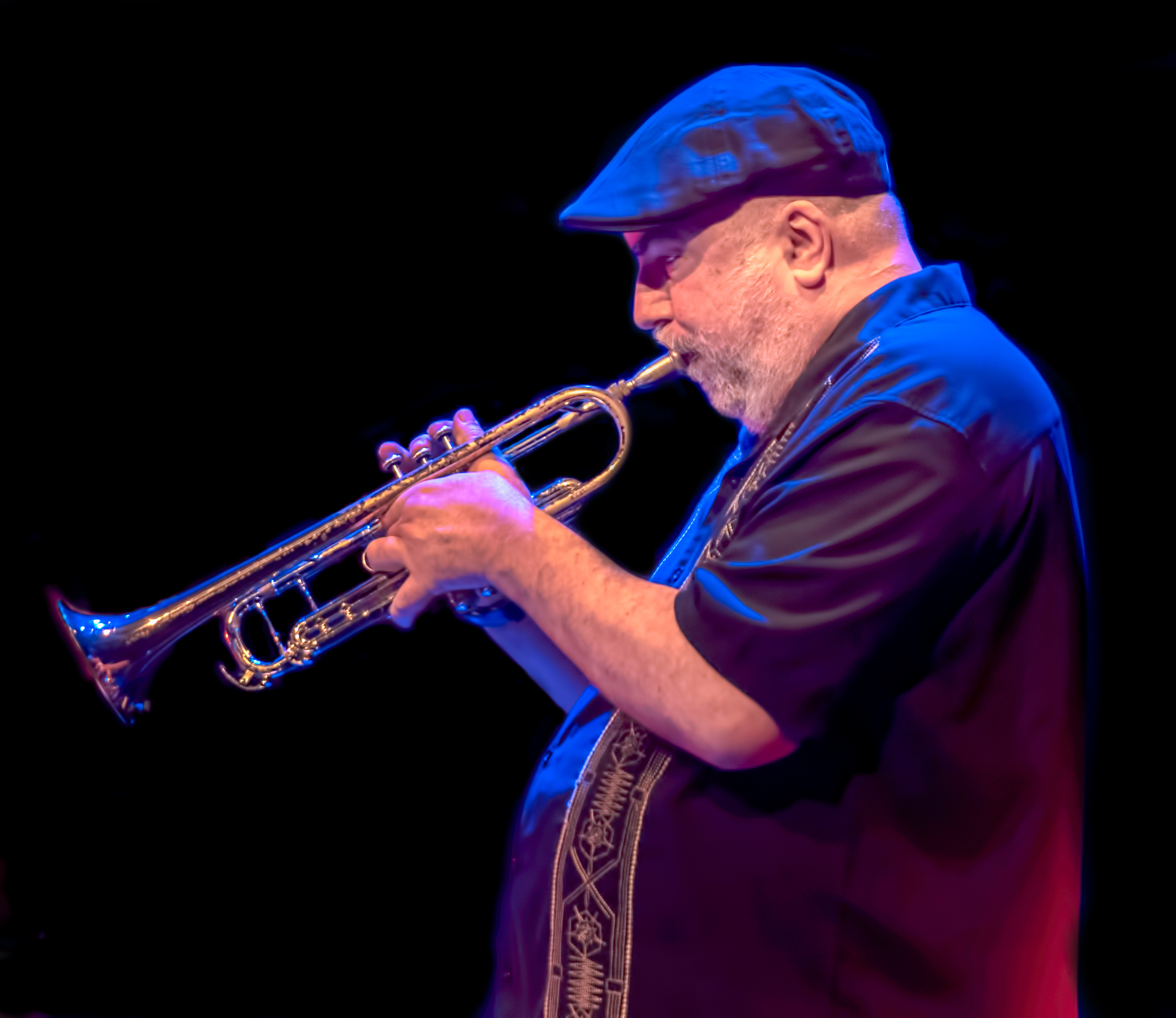 Randy Brecker With The Stern/brecker Band At The Montreal International Jazz Festival 2018