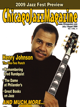 Review from Chicago Jazz Magazine