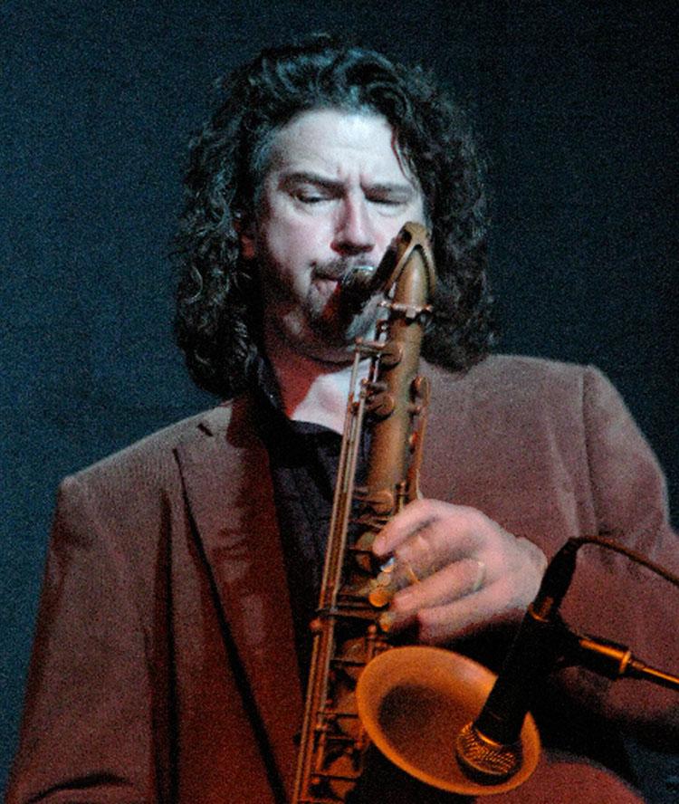 Jeff Antoniuk in Concert