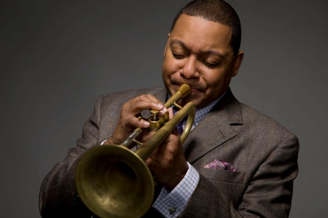 Biofile with Wynton Marsalis