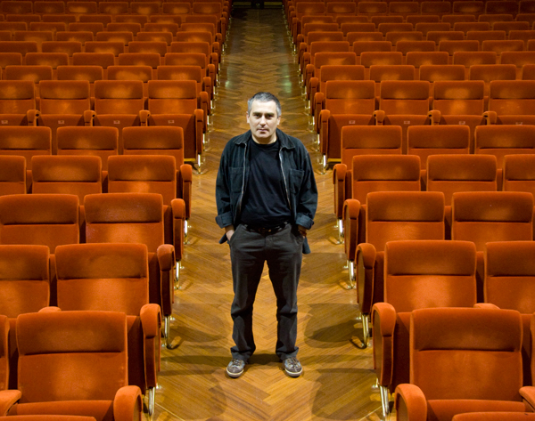 Claudio in the Theater