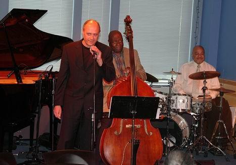 Roberto Magris Trio with Art Davis and Jimmy Junebug Jackson