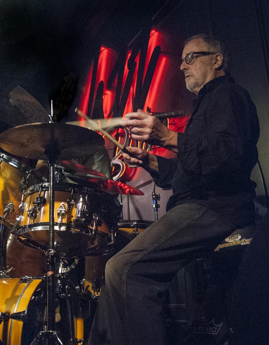 Terry Clarke - Jazz Bistro - Toronto