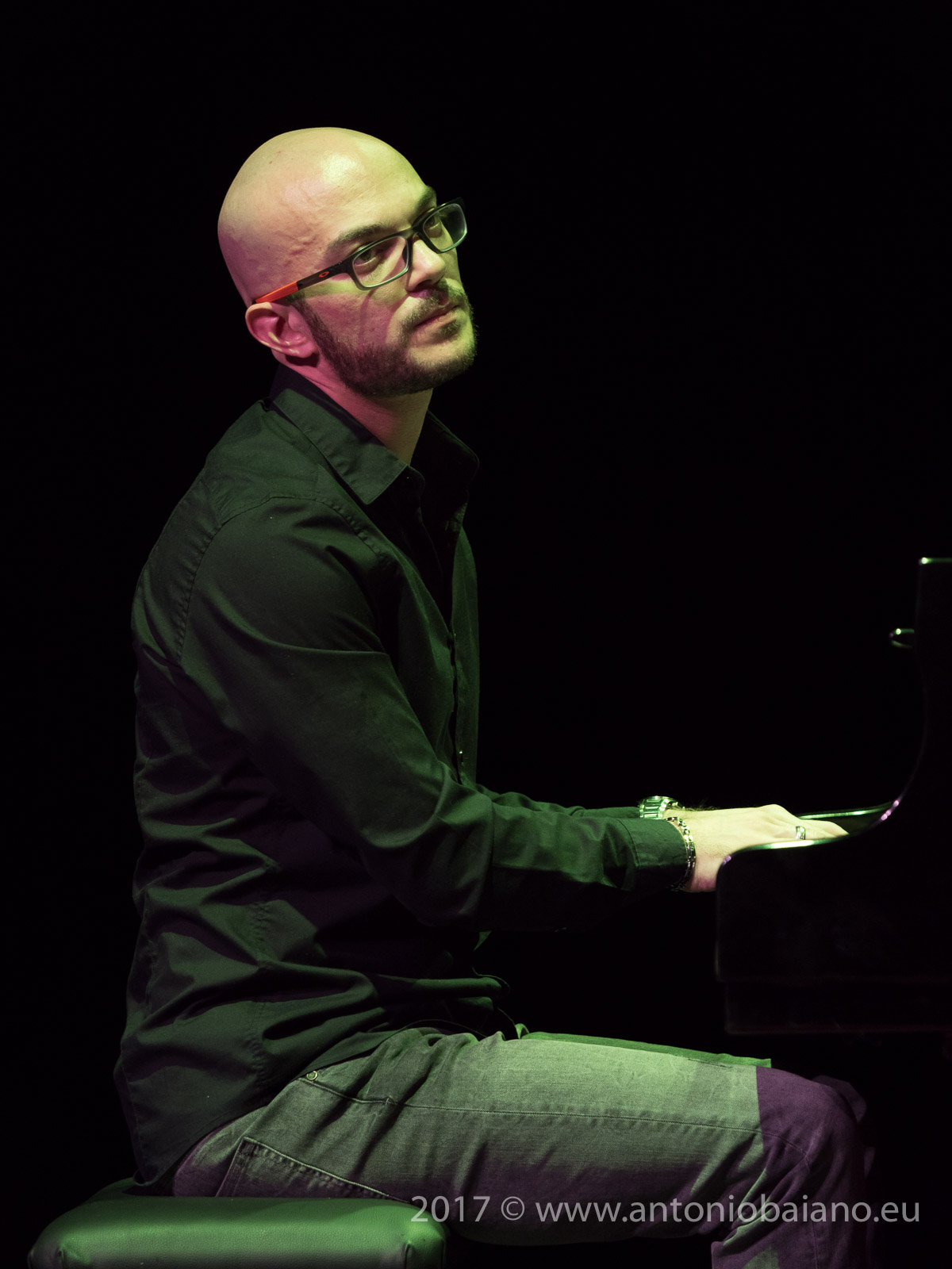 "Fabio Giachino - ""Voices"", Moncalieri Jazz Festival"