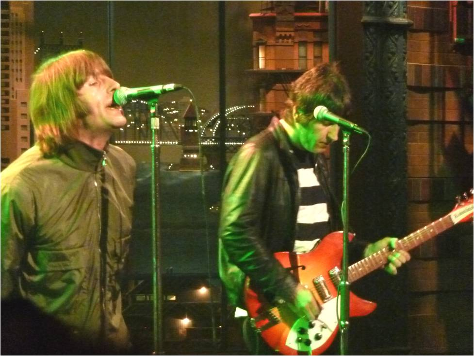 Beady Eye: New York, NY, June 22, 2011