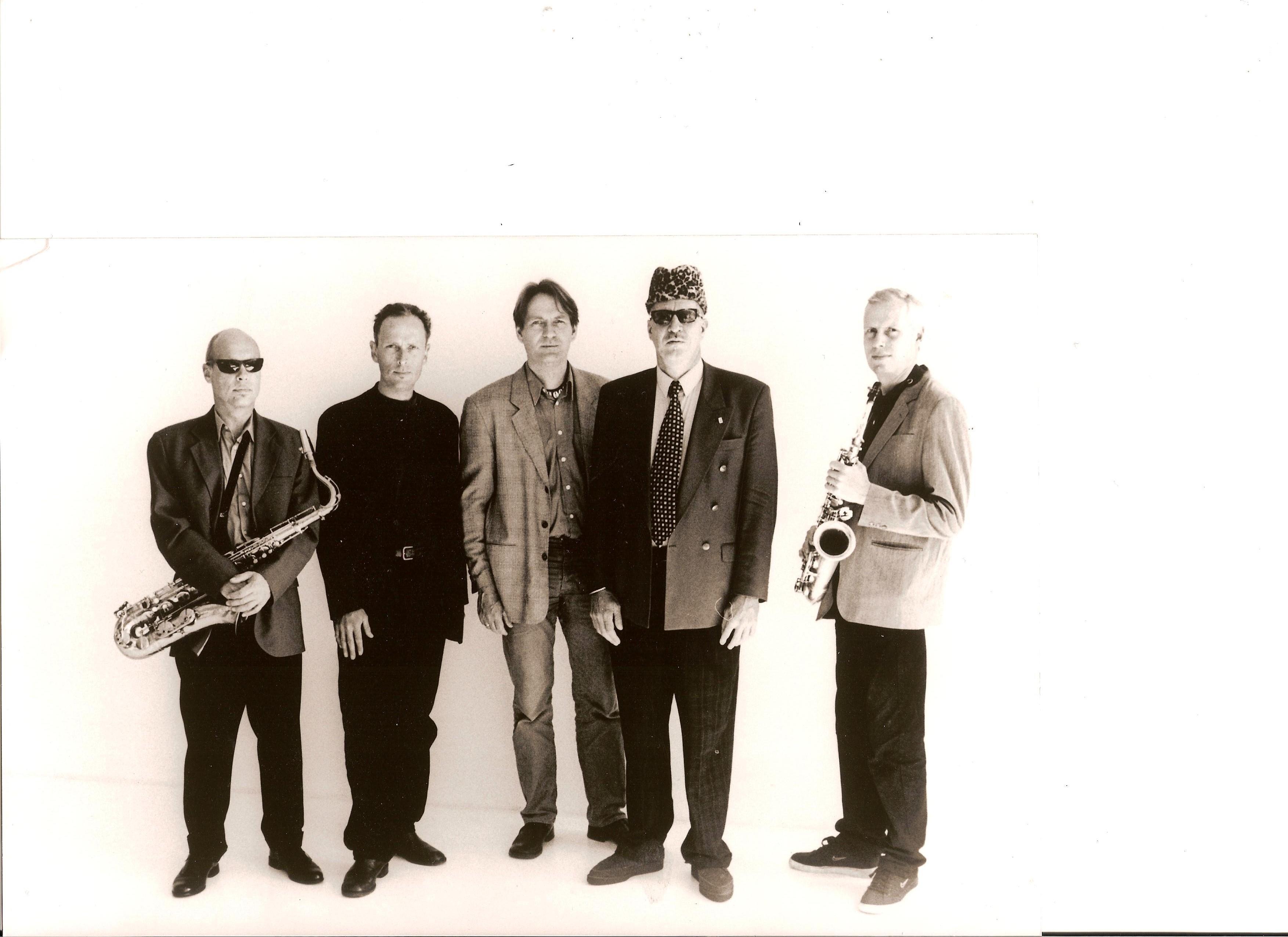 Jan kaspersen quintet 1999