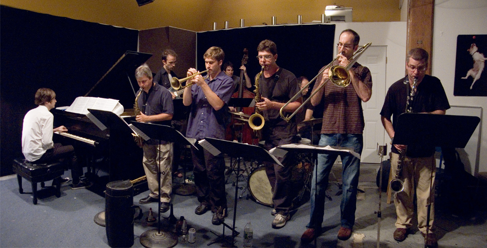 Alan Ferber Nonet - Center for Improvisational Music 2007