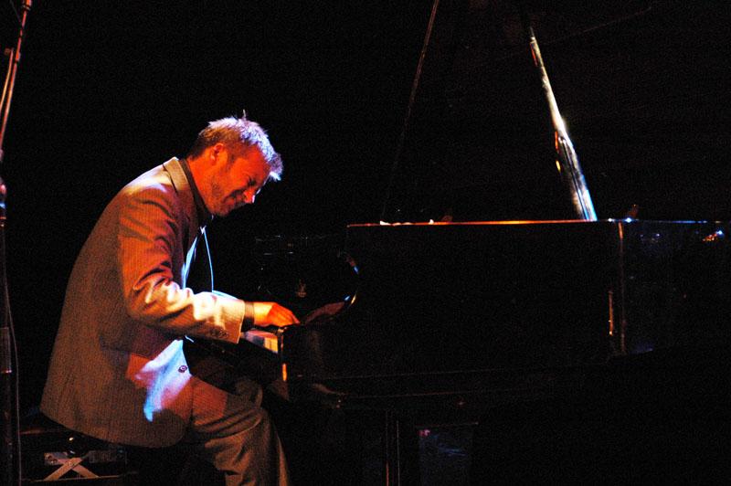 Espen Eriksen at Molde Jazz 2010