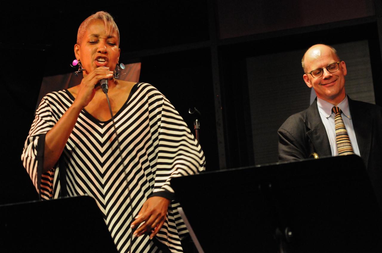 Rene Marie & Mark Patterson