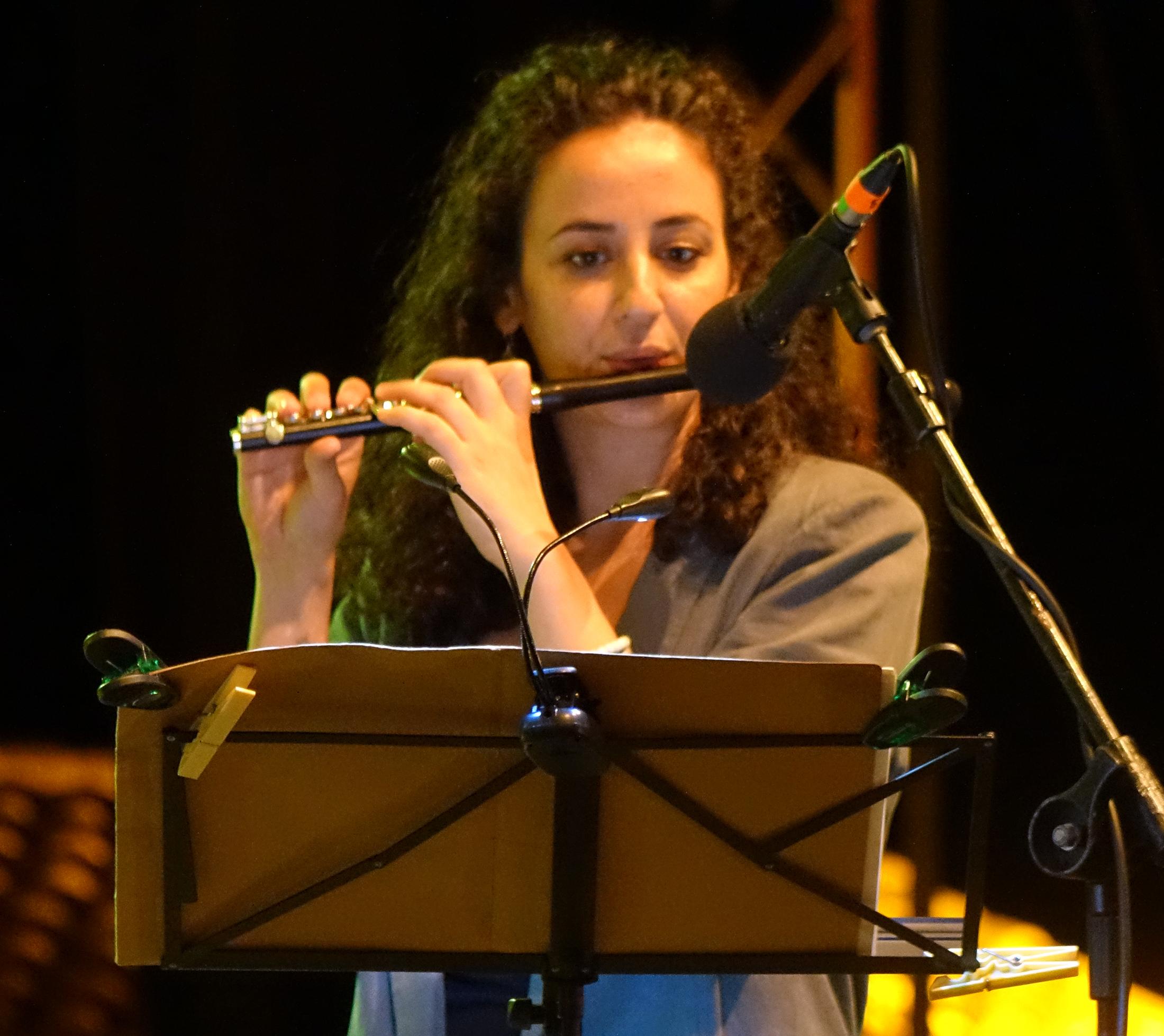 Marina Tantanozi in Sant' Anna Arresi Sardinia 2018