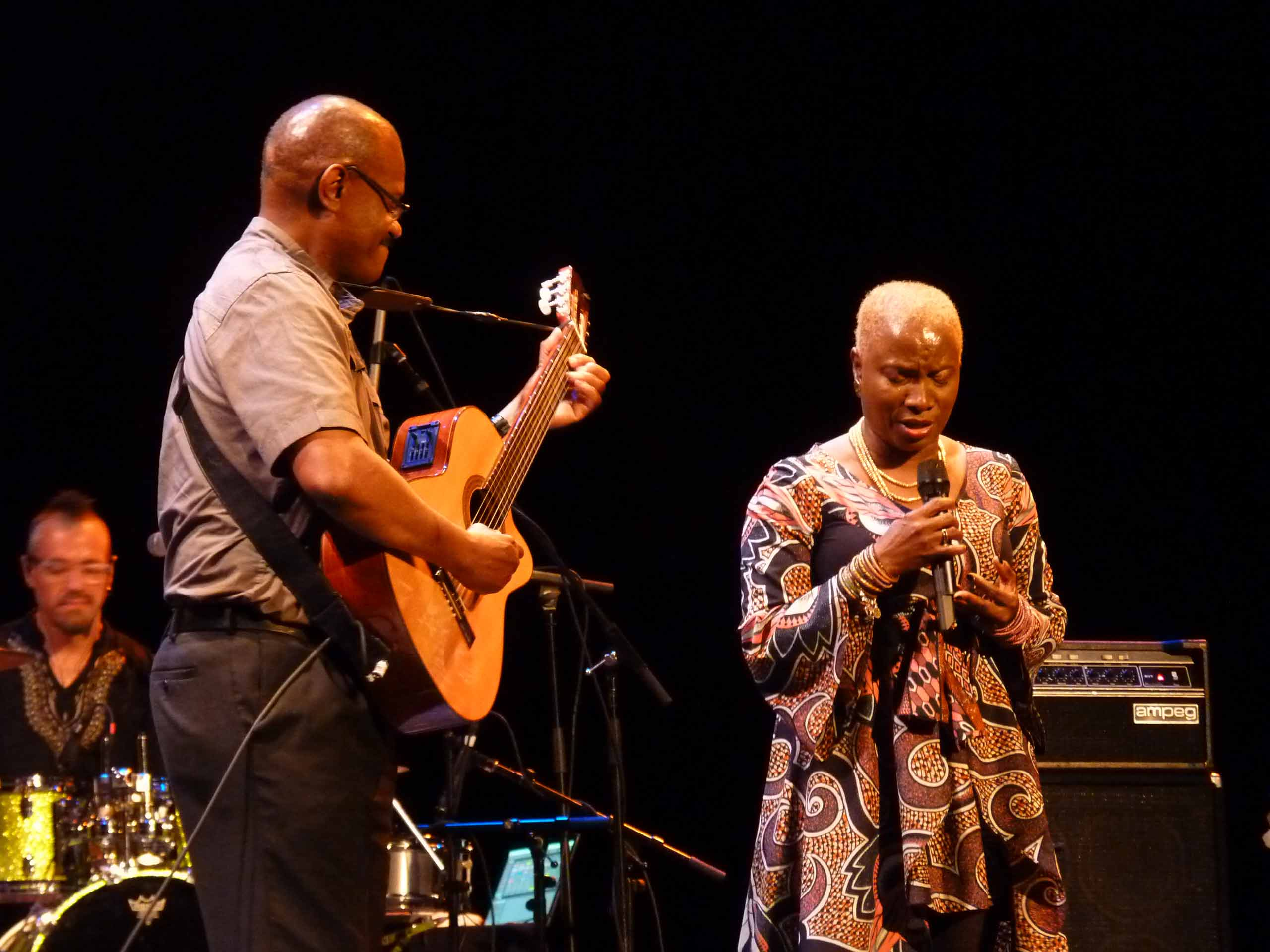 Angelique Kidjo at Nourse Auditorium, San Francisco