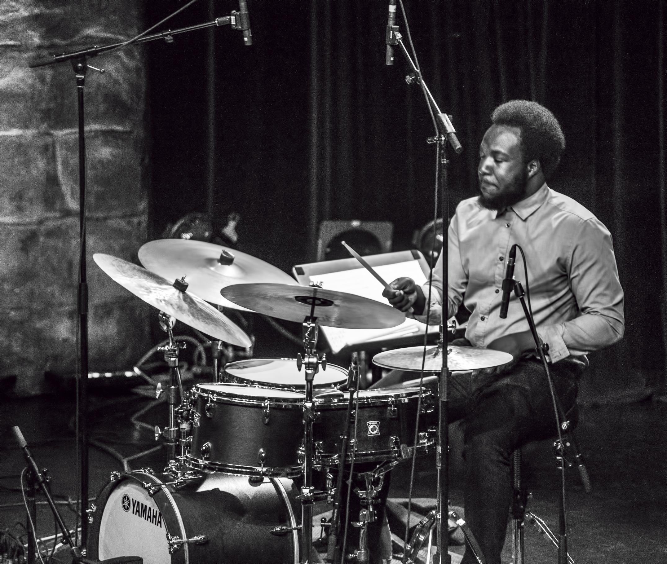 Allen Mednard with the Kurt Rosenwinkel New Quartet at the Montreal International Jazz Festival 2015