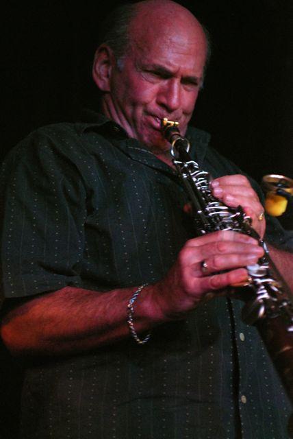 Dave Liebman at Vitello's