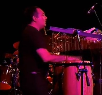 Fito Playing Congas